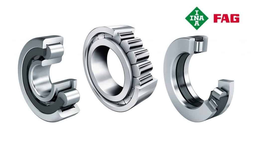 Cylindrical roller bearings 2