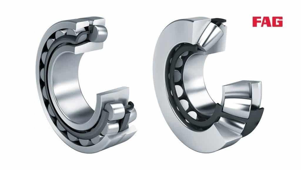 Spherical roller bearings 2