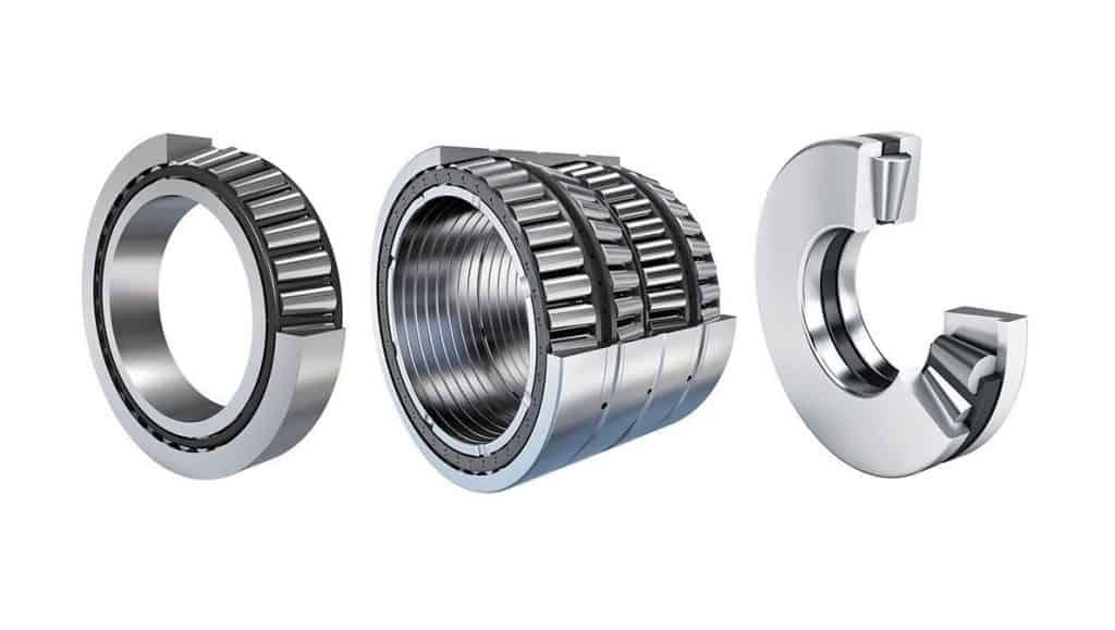 Tapered roller bearings 1